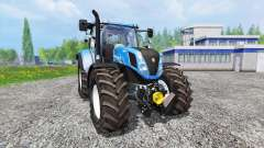 New Holland T7.240 v2.0