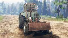 MTZ-82 1985 for Spin Tires