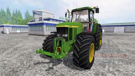 John Deere 7710 for Farming Simulator 2015