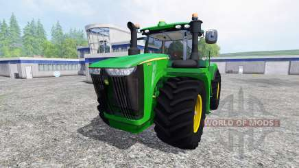 John Deere 9620R [pack] for Farming Simulator 2015
