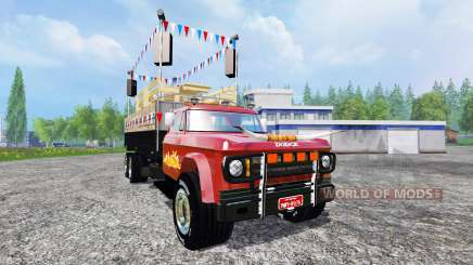 Dodge D700 [partywagen] v1.1 for Farming Simulator 2015