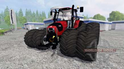 Hurlimann XL 130 [twin wheels] for Farming Simulator 2015