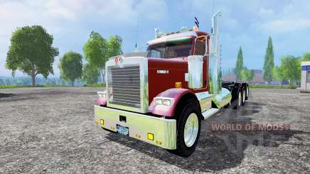Kenworth W900B v1.1 for Farming Simulator 2015
