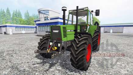 Fendt Favorit 615 LSA for Farming Simulator 2015