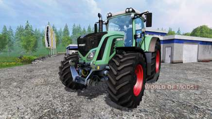 Fendt 939 Vario S4 for Farming Simulator 2015