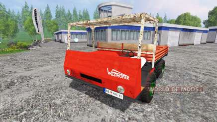 Waldhofer D22 for Farming Simulator 2015