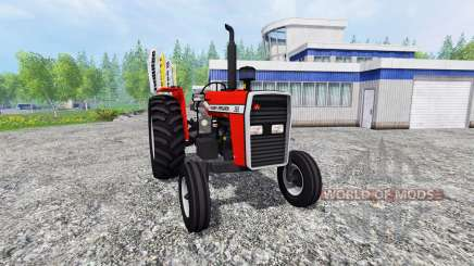 Massey Ferguson 265 v1.2 for Farming Simulator 2015