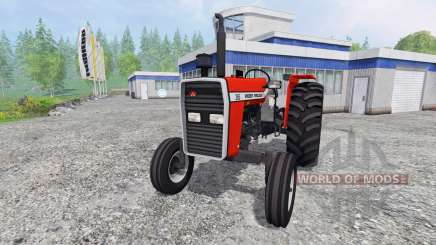 Massey Ferguson 265 v2.0 for Farming Simulator 2015