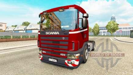 Scania 124L 420 for Euro Truck Simulator 2