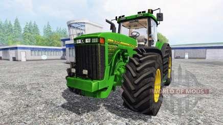 John Deere 8400 for Farming Simulator 2015