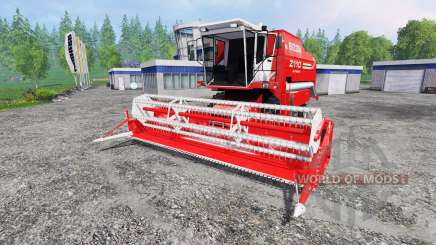 Bizon BS Z-110 for Farming Simulator 2015