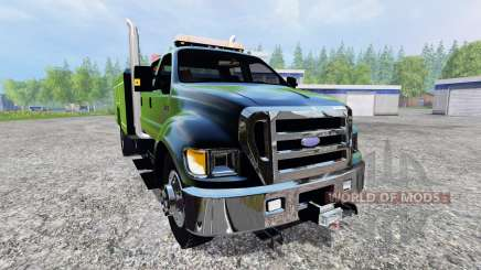 Ford F-650 [pack] for Farming Simulator 2015
