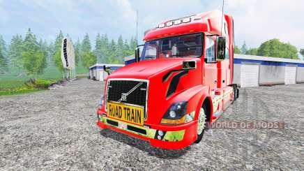 Volvo VNL 780 for Farming Simulator 2015