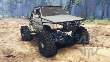 Toyota Hilux Truggy 1984 FSA for Spin Tires