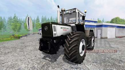Mercedes-Benz Trac 1800 [silberdistel] for Farming Simulator 2015
