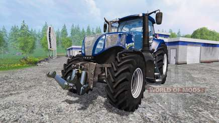 New Holland T8.320 Golden Jubilee for Farming Simulator 2015