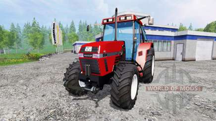 Case IH Maxxum 5150 v2.0 for Farming Simulator 2015