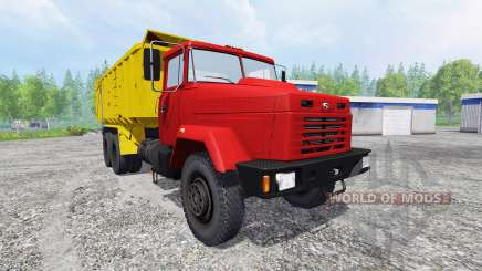 KrAZ-6130 C4 for Farming Simulator 2015