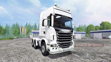 Scania R730 for Farming Simulator 2015