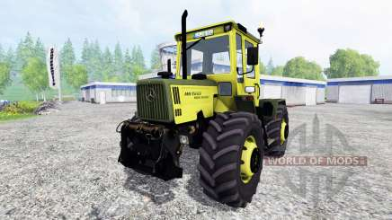 Mercedes-Benz Trac 900 Turbo for Farming Simulator 2015