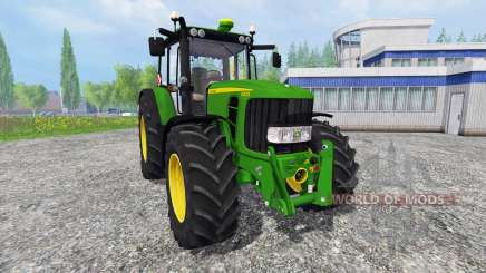 John Deere 6830 Premium [washable] for Farming Simulator 2015