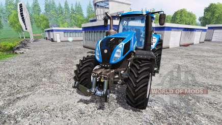 New Holland T8.320 v1.1 for Farming Simulator 2015