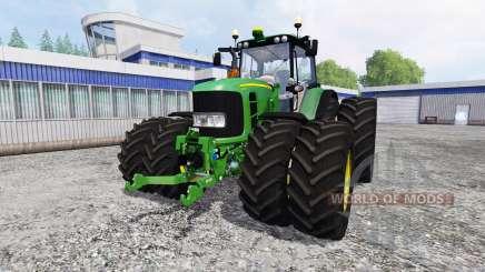 John Deere 6930 FL v1.1 for Farming Simulator 2015