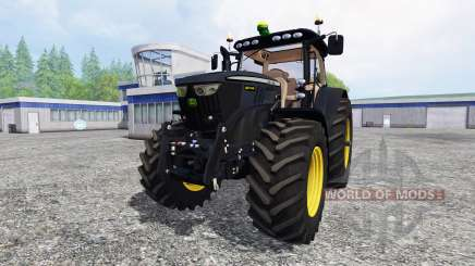 John Deere 6210R [black edition] for Farming Simulator 2015