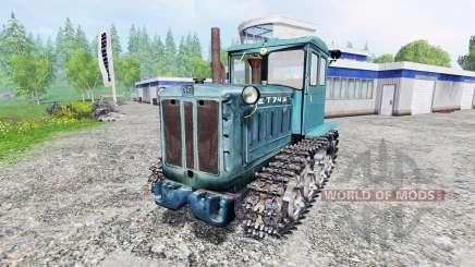 T-74 v1.1 for Farming Simulator 2015