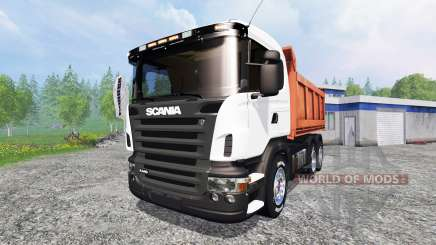 Scania R440 [tipper] for Farming Simulator 2015