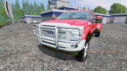 Ford F-450 for Farming Simulator 2015