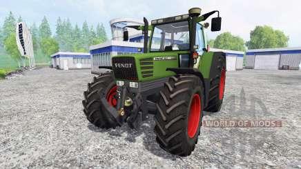 Fendt Favorit 512 v2.0 for Farming Simulator 2015