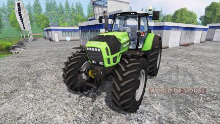 Deutz-Fahr Agrotron X 720 v1.1 for Farming Simulator 2015