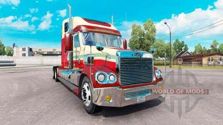 Freightliner Coronado v2.1 for American Truck Simulator