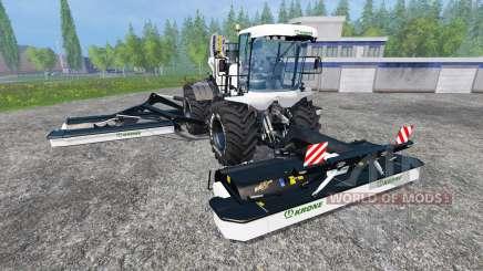 Krone Big M 500 [black] v1.5 for Farming Simulator 2015