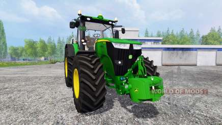 John Deere 7310R [washable] for Farming Simulator 2015