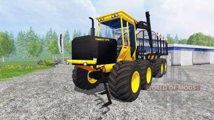 Tigercat 1075B for Farming Simulator 2015