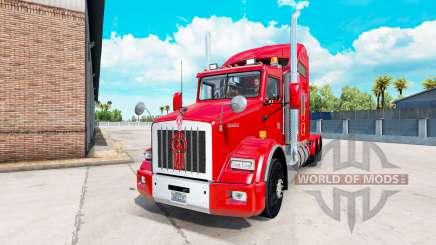 Kenworth T800 v1.2 for American Truck Simulator