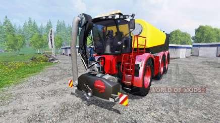 Vredo VT 5518-3 for Farming Simulator 2015
