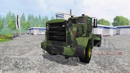 Hayes HDX [camo] for Farming Simulator 2015
