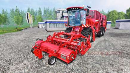 Holmer Terra Dos T4-40 [potato] for Farming Simulator 2015