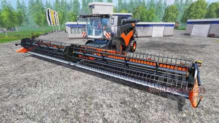 New Holland CR10.90 [grey-orange] for Farming Simulator 2015