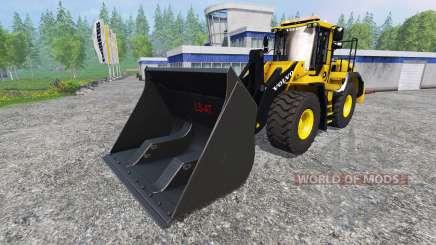 Volvo L180G for Farming Simulator 2015