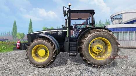 John Deere 8530 v3.0 [black limited edition] for Farming Simulator 2015