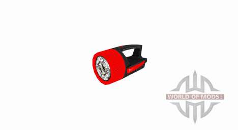 Rechargeable lantern for Farming Simulator 2017