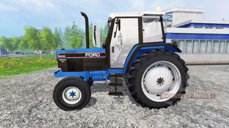 Ford 6640 for Farming Simulator 2015