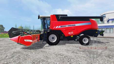 Massey Ferguson 7360PLI for Farming Simulator 2015