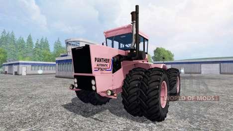 Steiger Panther III PTA 310 for Farming Simulator 2015