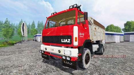Skoda-LIAZ 150.261 for Farming Simulator 2015