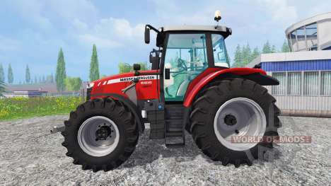 Massey Ferguson 6616 for Farming Simulator 2015
